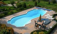 Turnkey pools — Pools, construction of pools, the
