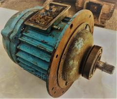 Overhauling of non-standard electric motors