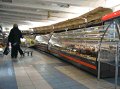 Installation refrigerating and freezers