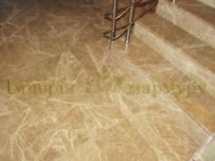 Installation of marble products