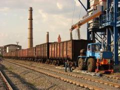 Repair of railway equipmen