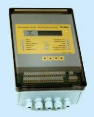 Checking of gas metering stations (proofreaders of