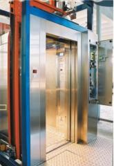 Услуги по ремонту и техническому обслуживанию лифтов и подъемников