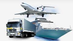 Freight, forwarding and logistics