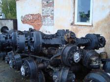 Auto parts of MAZ, MAZ-Evr