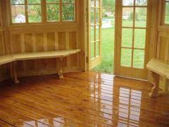Биозащита деревянных элементов