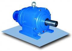 Production of reducers, the motor reducers,