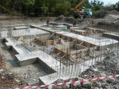 Устройство фундаментов зданий и сооружений