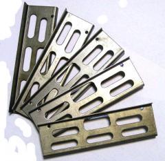 Холодная штамповка металлических деталей