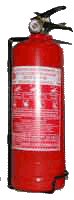 Recharge of fire extinguishers low prices