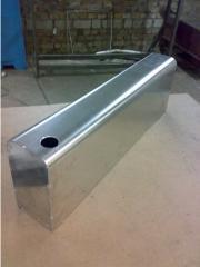 Сварка тонкостенных деталей из алюминия и стали