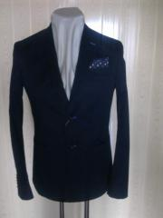 Tailoring of men's jackets