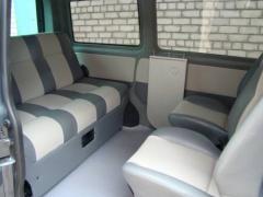 Re-equipment of minibuses. Berdichev.