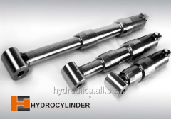 Repair of hydraulic cylinders from the most