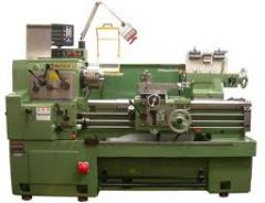 Annular groove of turning articles on machine