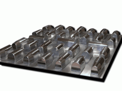 Production of compression molds