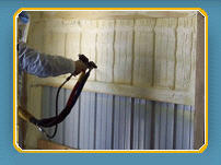 Thermal insulation of walls