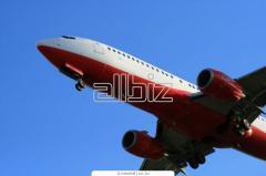 Авиаперевозки - по всему миру