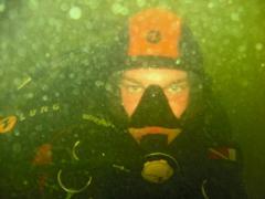 Underwater video filming