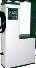 Installation of modular gas stations (Installation