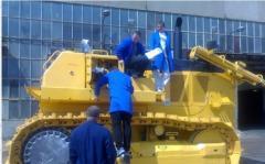 Repair, Stalowa Wola L-34; L-34B, Dressta534E,