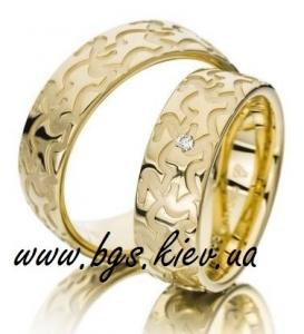 Production of wedding rings to order
