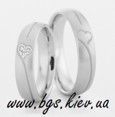Production of wedding rings Kiev and Ukraine