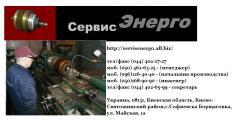 Repair of electric motors of direct current,