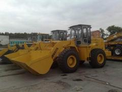 Lease of the XG 955-IIL wheel loader