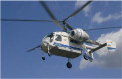 Repair of for the sale Ka-26/Helicopters