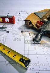 Проектные работы для строительства объектов и