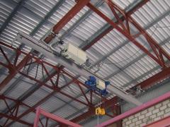 Repair of the industrial equipment