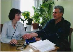Лечение хронических заболеваний бронхо-легочной системы, бронхиальной астмы санаторий Полтава