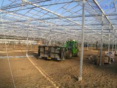 Строительство энергосберегающих тепличных комплексов