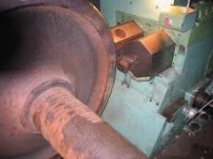 Ремонт и модернизация колесотокарных станков