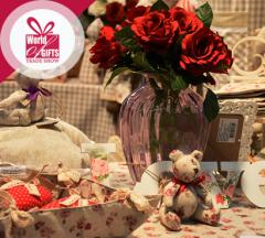 International Exhibition of Gifts World of Gifts,Kyiv, Ukraine.!