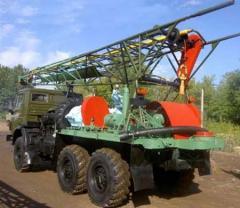 Ремонт буровых установок УРБ-2,5