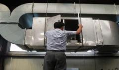 Монтаж и сервис системы очистки воздуха...