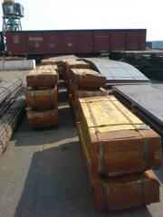 Экспортные поставки металлов Export of metal
