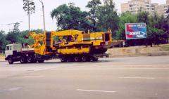 Перевозка специальных грузов