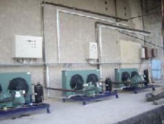 Installation of refrigerating appliances Kiev,