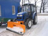 Услуги снегоуборочных машин