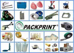 Производим поставки упаковочных лент, пленок и