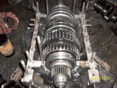 Repair of KPP-202,MAZ