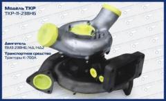 Ремонт турбокомпрессоров ТКР в ассортименте
