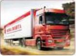 Автоперевозки грузов от компании Нова Пошта по Украине