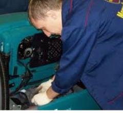 Repair and service of the equipment for any types