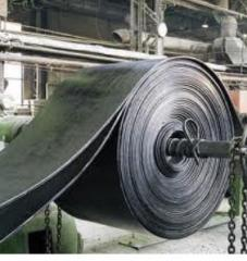 Repair and curing of conveyer belts