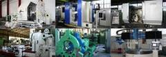 Adjustment of machines, Ukraine