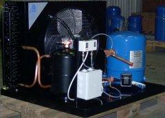 Монтаж холодильного устаткування